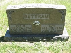 Ollie May <I>Pearce</I> Buttram