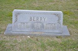 Tom C Berry