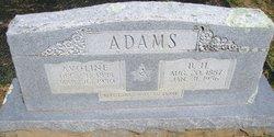 Avoline W <I>Loyd</I> Adams
