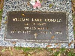 William Lake Donald