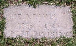 Joe Orville Davis
