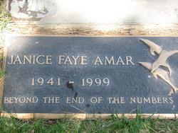 Janice Faye Amar