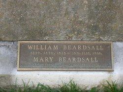 Mary <I>Baxter</I> Beardsall