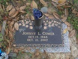 Johnny Lester Comer