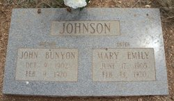John Bunyon Johnson