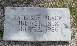 Kate <I>Key</I> Black