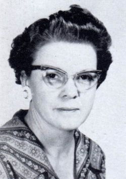 Pauline <I>Brown</I> Bostick