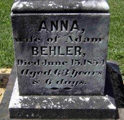 Anna Behler