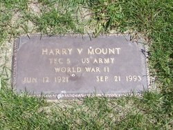 Harry V. Mount