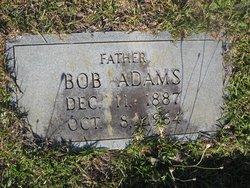 """James Robert """"Bob"""" Adams"""