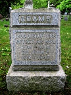 Betsy <I>Palmer</I> Adams