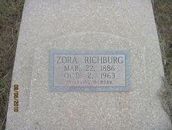 Julia Izora <I>Stout</I> Richburg