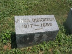 Anna <I>Baldwin</I> Dickinson