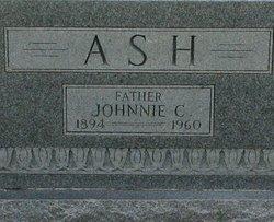 """John Calvin """"Johnnie"""" Ash"""