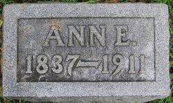 Anna Elizabeth <I>Stevens</I> Sizemore
