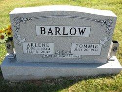 Nellie Arlene <I>Bradley</I> Barlow