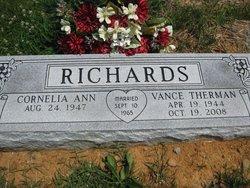 Vance Therman Richards