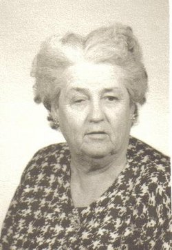 "Allie Nell ""Nellie"" <I>Dobbins</I> Metts"