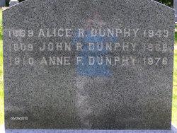 Alice Cecelia <I>Ring</I> Dunphy