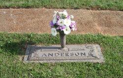 Grace Leola Elizabeth <I>West</I> Anderson