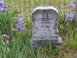 Julia Georgette <I>Aldridge</I> Choisser
