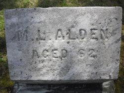 Martelle Lyman Alden