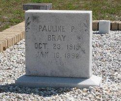 Pauline <I>Parker</I> Bray