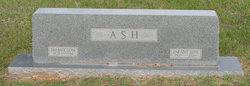Infant Son Ash