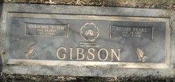 Bessie Pearl <I>Dunn</I> Gibson