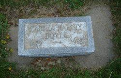 Martha <I>Haessly</I> Doyle