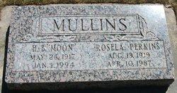 Emma Rosela <I>Perkins</I> Mullins