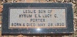 Leslie Porter