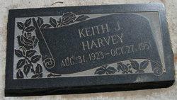 Keith Johnson Harvey