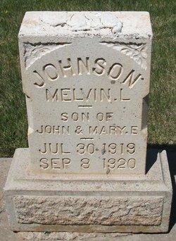 Melvin Lloyd Johnson
