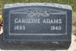 Carlie adams