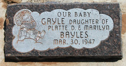 Gayle Bayles