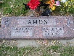 "Jerald ""Stub"" Amos"