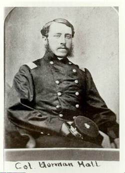 Col Norman Jonathan Hall