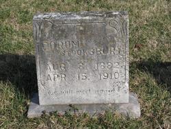 Corum Francis Stooksbury