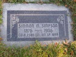 Simmon Martin Simpson