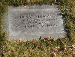 Henry Strauss