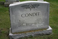 Martin L Condit