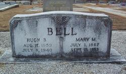 Mary M. <I>Awtrey</I> Bell
