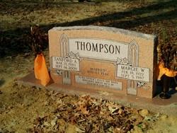 "Sanford Abel ""Sam"" Thompson"