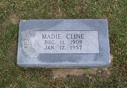 Madie L <I>Abshier</I> Cline