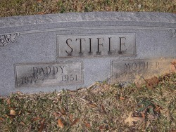 Sarah Ellen <I>Stentz</I> Stifle