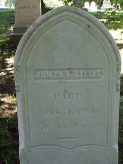 James F Lillie