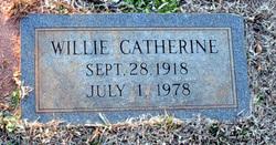 Willie Catherine Calhoun