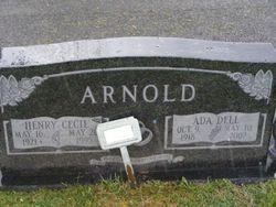 Ada Dell <I>Arnold</I> Arnold
