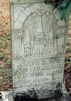 Joseph Harvey May
